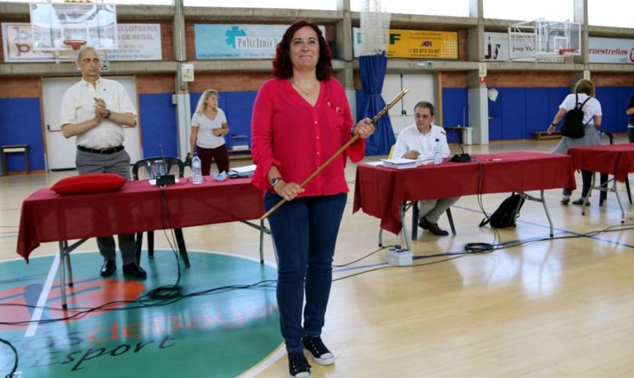 La republicana Àdria Mazcuñan, nova alcaldessa de Sant Fruitós de Bages després de guanyar la moció de censura
