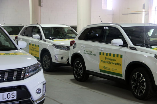 La Diputació de Barcelona desplegarà 114  vehicles i 259 persones a la demarcació per lluitar contra els focs forestals