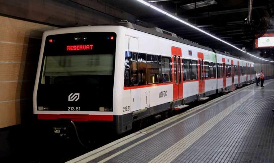 Els Ferrocarrils recuperen el 100% del servei dissabte
