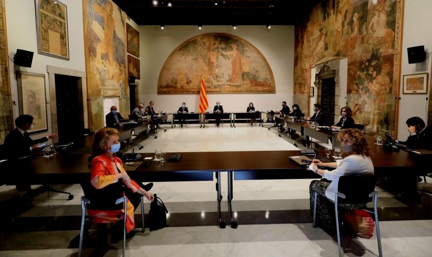 El Govern prohibeix els botellons