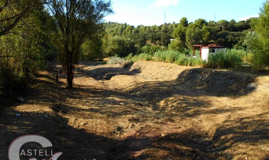 L'ACA millora les lleres dels rius al Bages