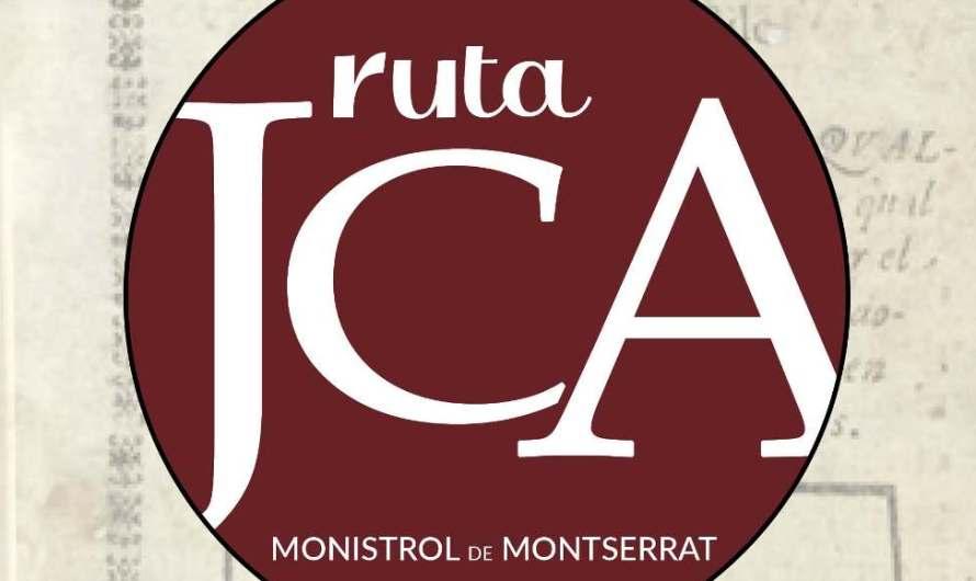 Monistrol inaugura demà la ruta Joan Carles Amat