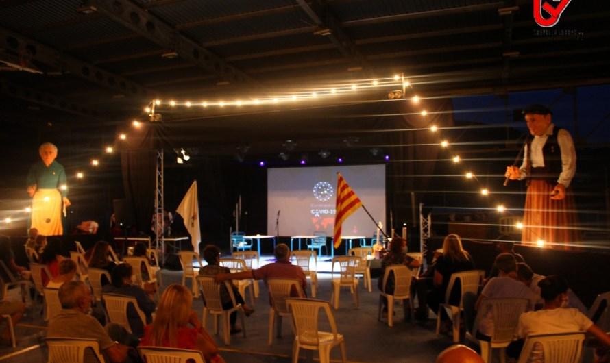 Així serà la represa de les activitats culturals a Castellbell.