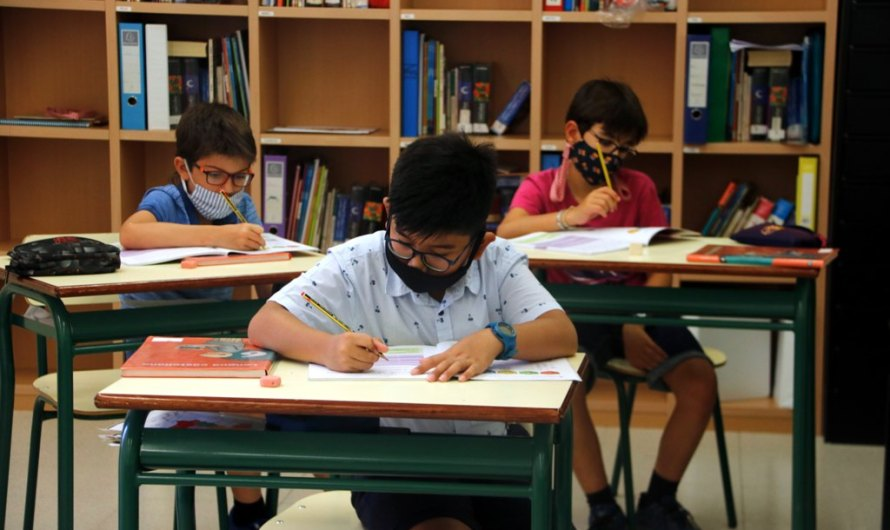 El curs escolar començarà amb 1.587.395 alumnes, 9.451 menys que l'anterior