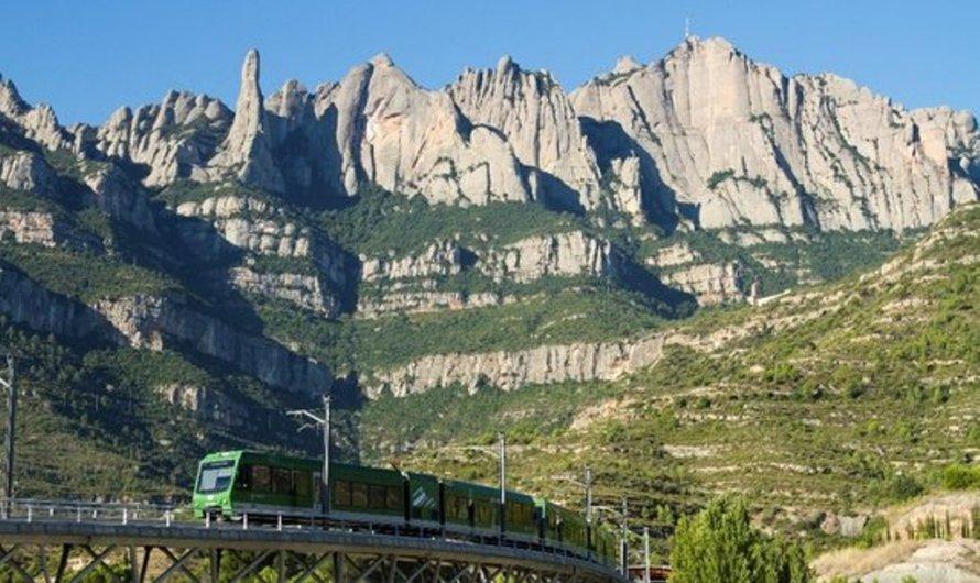 FGC arrenca dilluns les obres per fer una tercera via al Cremallera de Montserrat