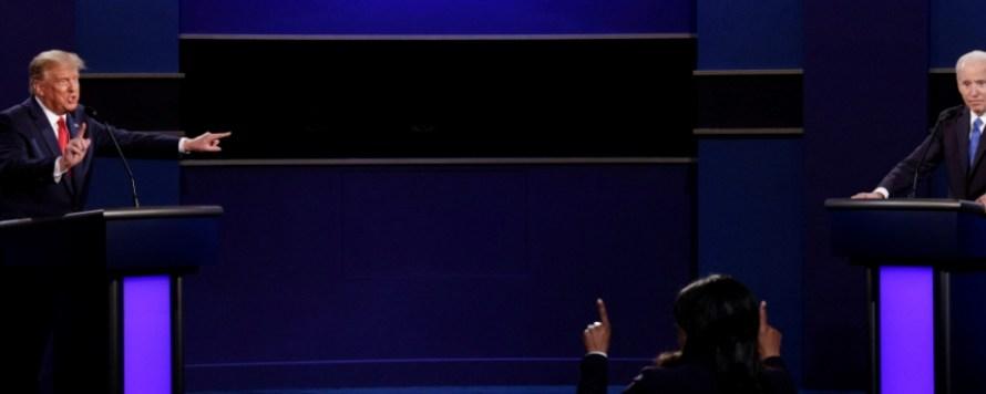 Joe Biden continua favorit als sondejos el dia de les eleccions als EUA