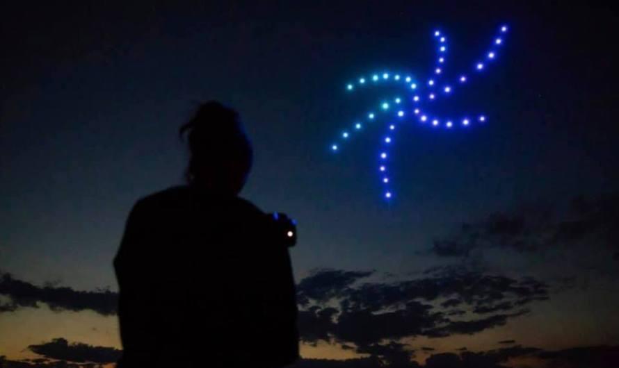 Els drons il·luminaran el cel de Manresa