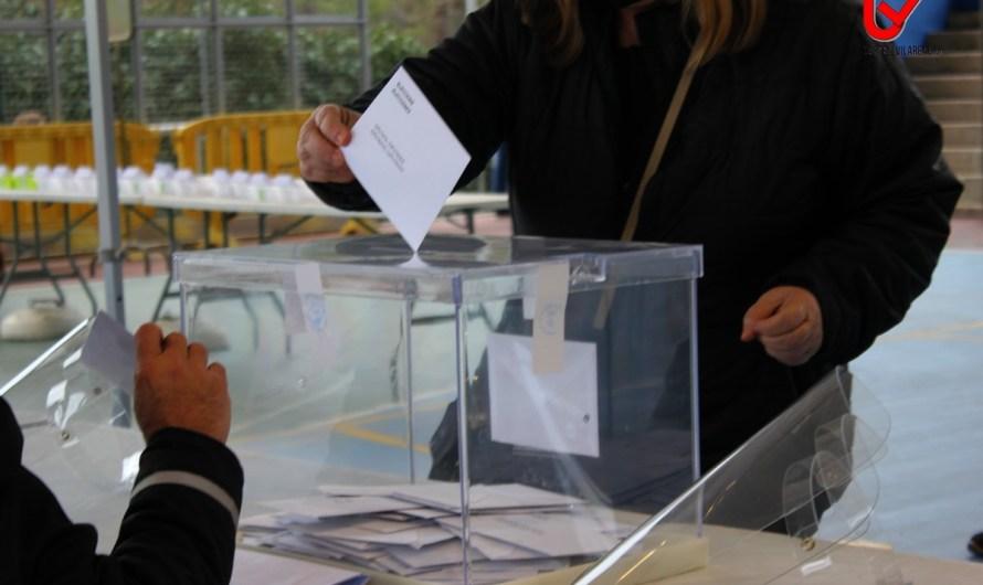 Especial Eleccions: La participació a Catalunya a les 18 H, la més baixa en 15 anys