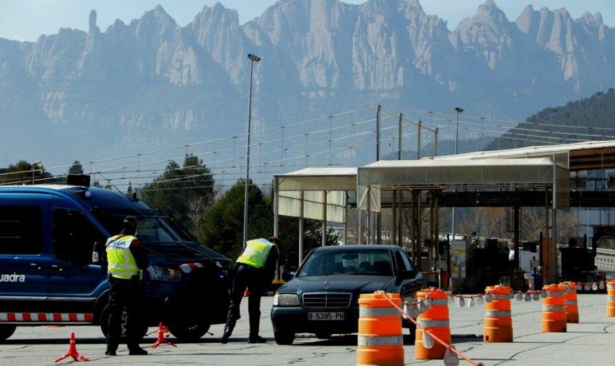 Detinguts a Castellbell i el Vilar, quatre persones amb ordres pendents de detenció