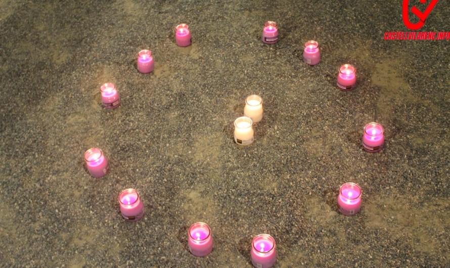 Castellbell i el vilar condemna els crims de les nenes Ana i Olívia de Tenerife.