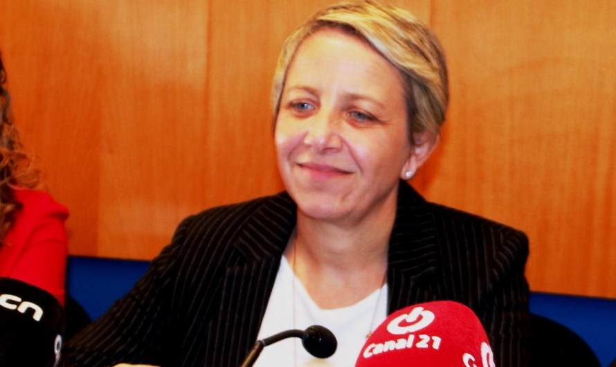 El Govern nomena l'osonenca Rosa Vestit, nova delegada de la Catalunya Central
