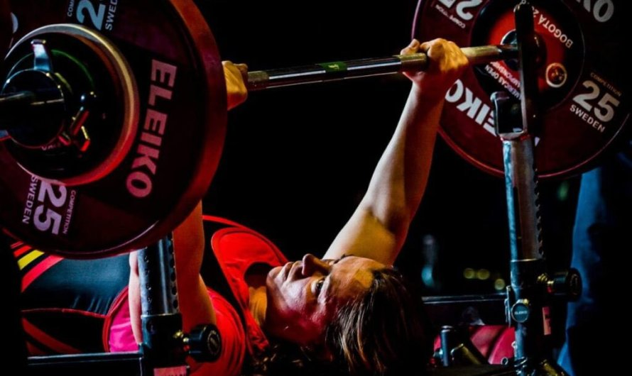 Montse Alcoba, diploma Paralímpic i record d'Espanya.