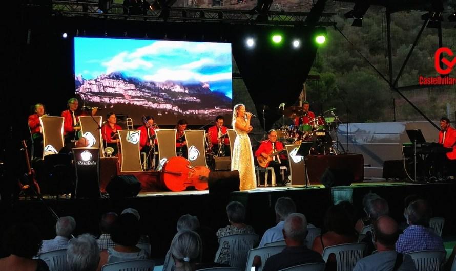 60 anys del primer concert de la Rosaleda a Castellbell i el Vilar.