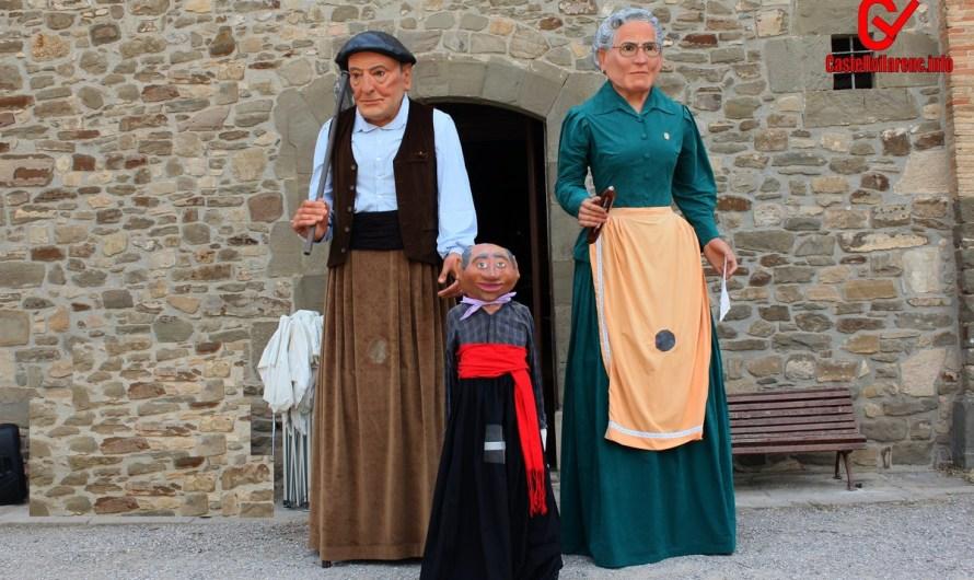 La Colla Gegantera de Castellbell i el Vilar compleix 25 anys