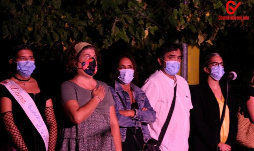 Castellbell i el Vilar celebra la diada amb la màgia del foc