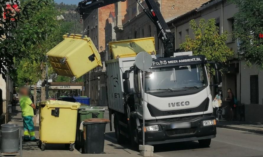 Castellbell i el Vilar substituirà una cinquantena de contenidors
