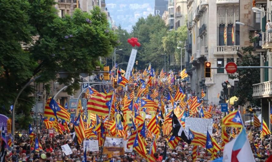 L'independentisme torna al carrer per la Diada