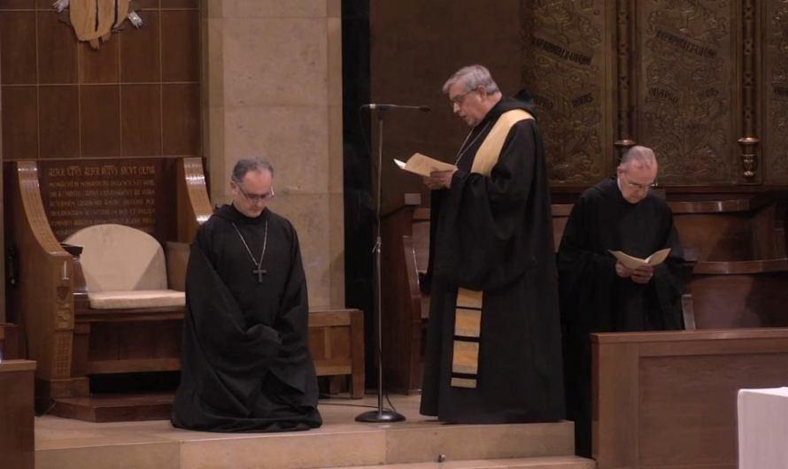 Manel Gasch, elegit abat de Montserrat en substitució de Josep Maria Soler