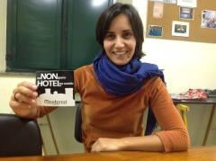 Irene Lourido. Periodista
