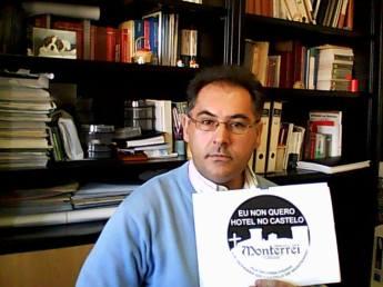 Ramón García Gómez. Profesor de dereito na Universidade de Salamanca