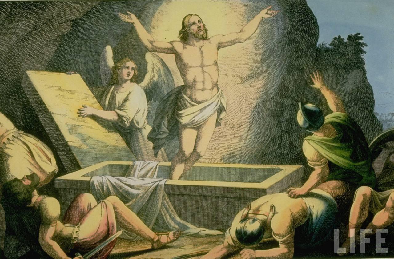 the-resurrection-of-jesus-christ