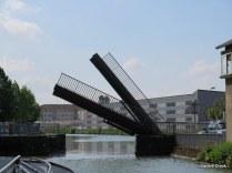 Double bridge leaving Bar le Duc