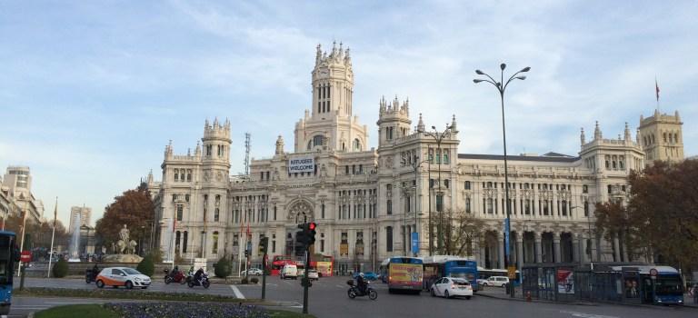 Christmas in Spain – Madrid