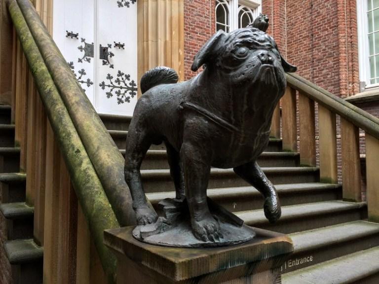 Pug Guardian