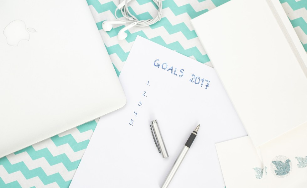 Pr Goals To Set For The New Year Caster Communications