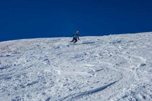 esquí de montaña guías casteret