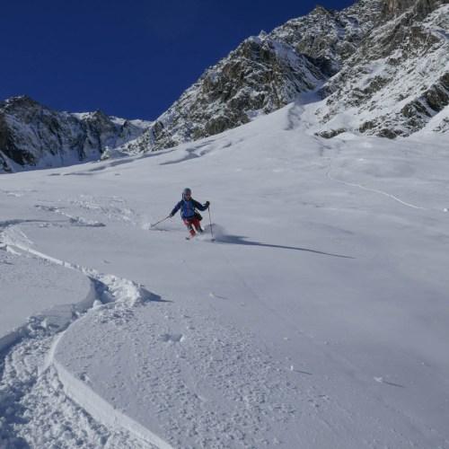 Esquí de montaña - Lenquo de Capo