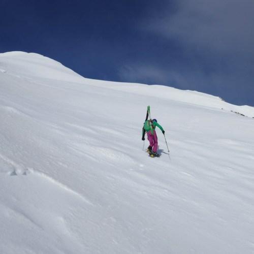 Esquí de montaña en Benasque