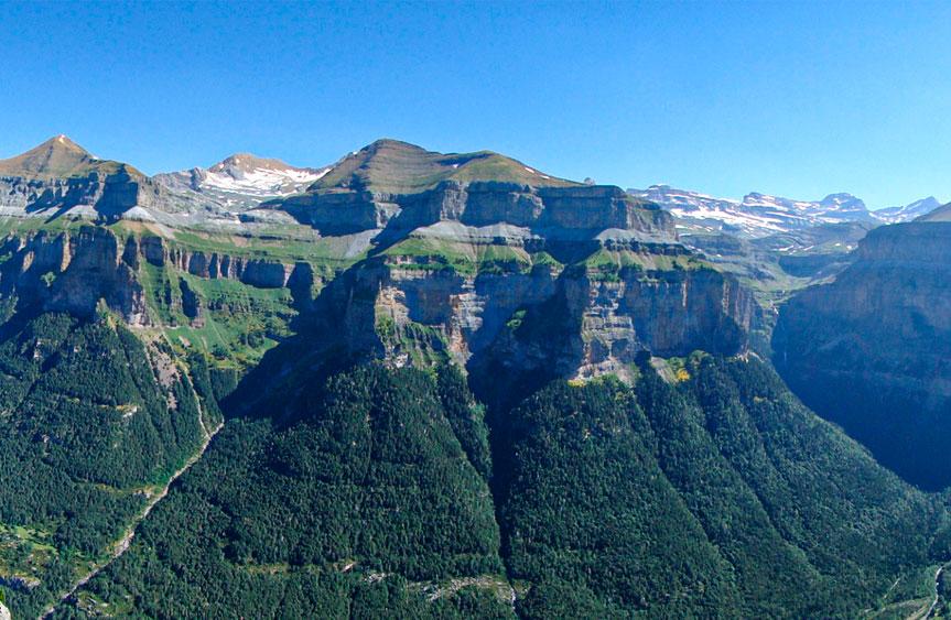 Ruta autoguiada Pirineo Aragonés