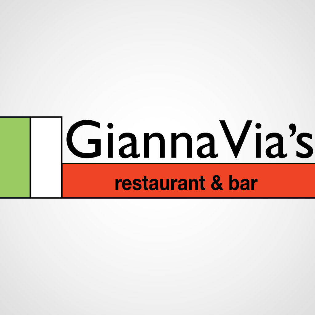 Gianna Via's Restaurant and Bar Logo Large