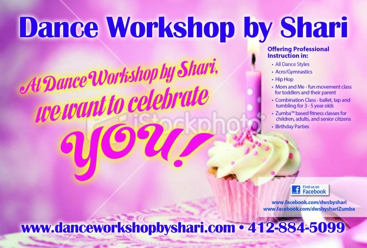 Dance Workshop by Shari