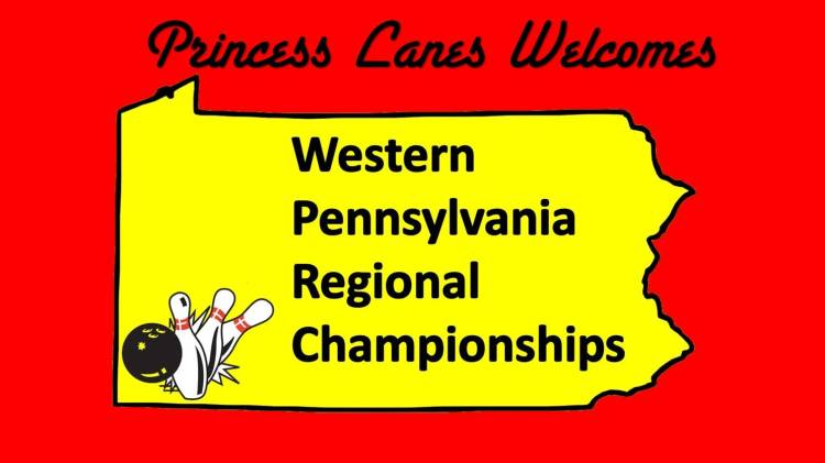 Western PA Bowling Championships at Princess Lanes in Caste Village