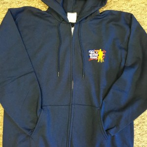 TWF Navy full zip