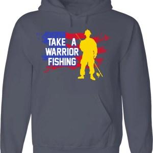 TWF Navy hoodie