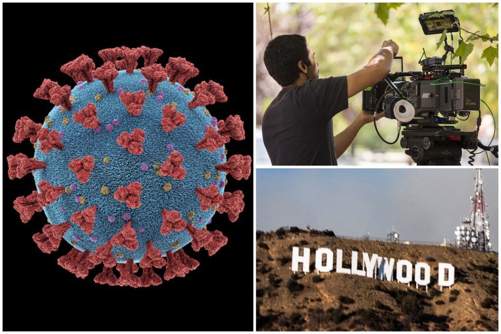 Coronavirus effecting Hollywood productions