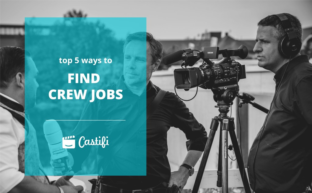 Film industry crew jobs