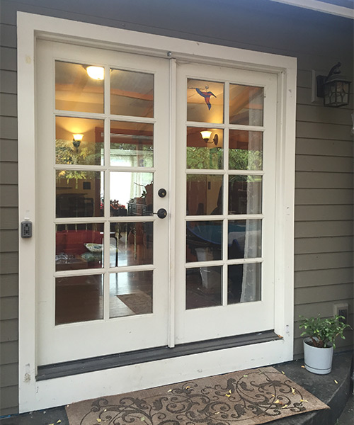 New Door Installation in Eugene