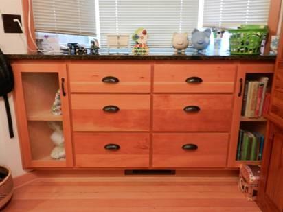 Carpenter Eugene Springfield cabinets