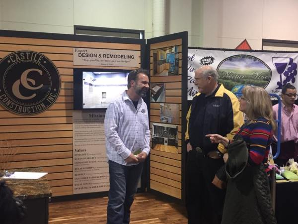 Spring Home Show with Home Owners