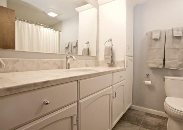 Bathroom Remodel in Eugene after Sketch Design