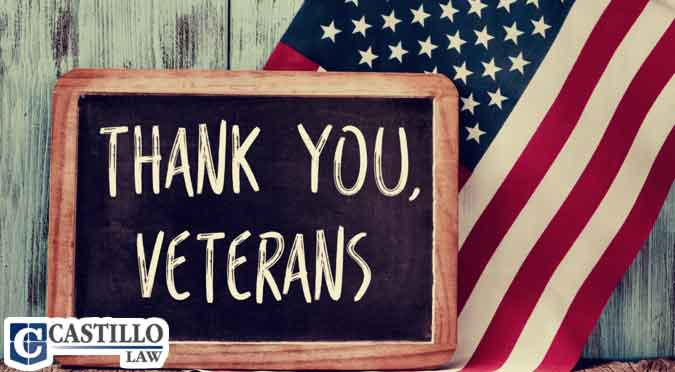 2017 Veterans Day Castillo Law Blog
