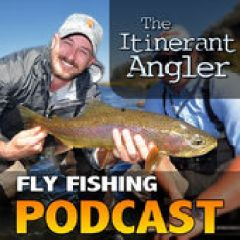 Casting digitally fly fishing podcasts casting across for Fly fishing podcast