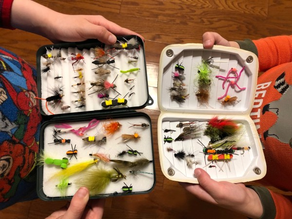 5 Reasons Why Your Kid Needs His/Her Own Fly Box thumbnail