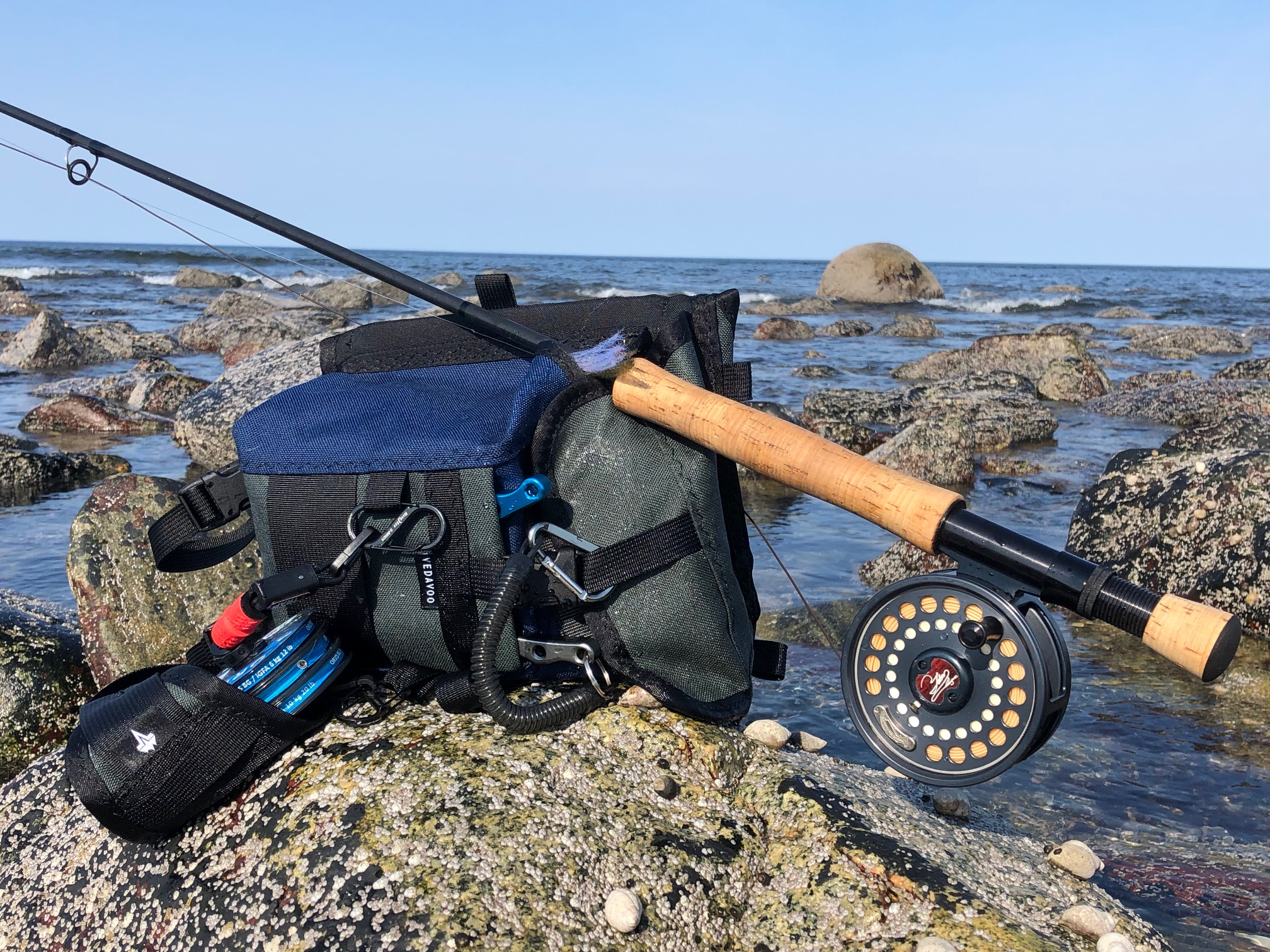 Fly Fishing with Family: a 3 Act Play