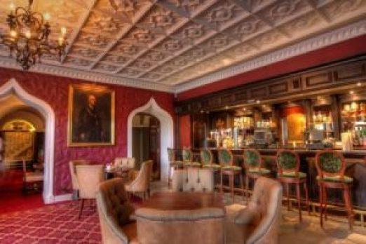 Cabra Castle hotel bar
