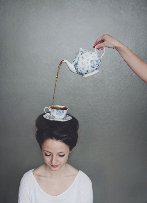 品茶冥想。五步驟淨化妳的心靈雜質|女人迷 Womany